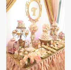 Little girl on the way Baby Shower Party Ideas | Photo 1 of 8 | Catch My Party