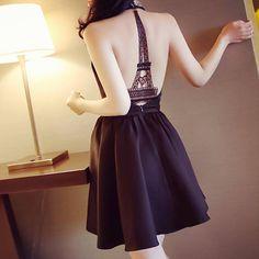 Eiffel Tower Dress by Dresses Loves
