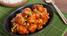 Forks at the ready! Get stuck into these deliciously sticky Sweet & Sour Meatballs from Fuss Free Cooking.  #asianfood #spice #recipe