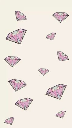 Find images and videos about pink, text and wallpaper on We Heart It - the app to get lost in what you love. Diamond Wallpaper, Wallpaper Size, Screen Wallpaper, Wallpaper Backgrounds, Wallpaper Patterns, Diamond Background, Phone Background Patterns, Wallpaper For Your Phone, Computer Wallpaper