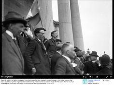 The Long Fellow. Eamon De Valera 1917