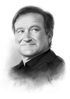 Robin Williams Tribute by WarrenLouw.....HE WAS MY #1 IDOL IN COMDEY! ..made my life..filled with inspiration...JOY!..& far the most LAUGHTER to ease A WOUNDED HEART!..HE WILL BE MISSED DEARLY...on my part!..