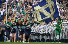 The Irish Cheerleaders