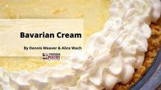 Bavarian Cream Filling, Fried Pies, Taste Made, Banana Cream, Cream Pie, Cream Recipes, Pantry, Homemade, Cookies