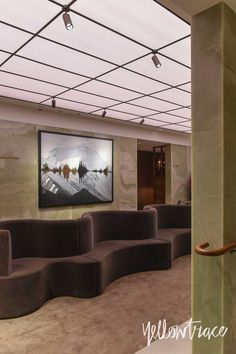 Cathay Pacificu0027s The Pier First Class Lounge In Hong Kong By Ilse Crawford  Of Studioilse |