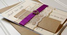 Convites para casamento: veja 10 modelos de convite de casamento rústico incríveis no Pinterest. Acesse e escolha o seu!