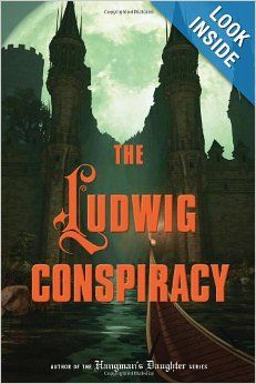 The Ludwig Conspiracy - Lease Books - F POT - Check Availability at: http://library.acaweb.org/search~S17/?searchtype=t&searcharg=Ludwig+conspiracy&searchscope=17&sortdropdown=-&SORT=D&extended=0&SUBMIT=Search&searchlimits=&searchorigarg=tHusband%27s+secret