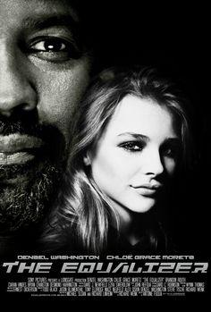 The Equalizer:First pics of Denzel Washington and Chloe Grace Moretz!