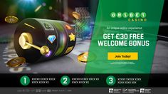 UNIBET | slot landing pages on Behance