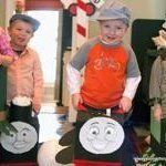 Best Kids' Parties: A Toddler Thomas the Train Party My Party: Grayson (Nebraska) | Apartment Therapy