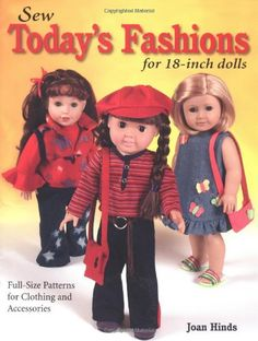 - 20+ contemporary, full-size patterns feature today's popular children's clothing styles- Easy-to-follow instructions and patterns for sewers of any skill level- Patterns feature dress-up clothing, outerwear, casual wear, accessories, sports uniforms and much more http://www.amazon.com/dp/0873497724/?tag=icypnt-20