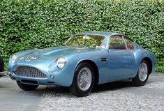 Beautiful -- 1963 Aston Martin DB4 GT Zagato