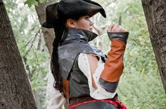 Aveline de Granpre Assassins Creed Liberation Cosplay (Nix Nox Cosplay), photo by Ron Gejon Photography.