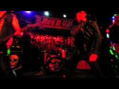 """Black Monday """"White Knuckle Dragster"""" live at Spike's"""