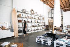 Five Awesome Boutiques in LA - Each store has an experience you won't want to miss out on. (Written by me)