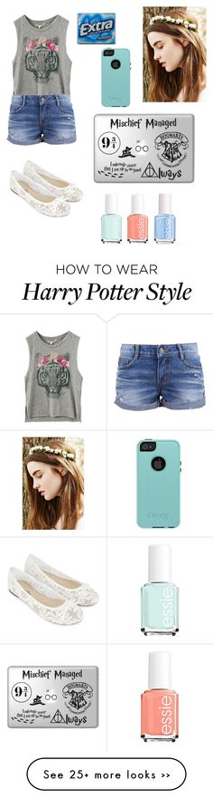 """""""Harry Potter Geek"""" by cake9 on Polyvore"""