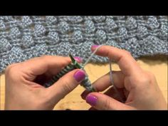 How to Knit a Scarf -- Bubble Wrap Knit Scarf Pattern. Watch now: http://www.youtube.com/watch?v=g4UDLnLpAuE&list=PLV7i0FGwmpbcnpuZxOGRM5sm-uQ9C4Zn1&index=11