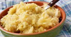 purée de choux et pommes de terre