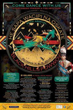 30th Annual Black Hills Powwow