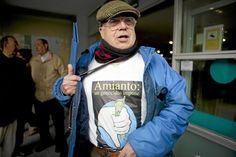 Condenan a Uralita a indemnizar a 14 extrabajadores por el amianto