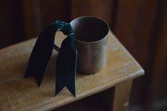 forest green velvet ribbon by ShyMyrtle on Etsy
