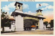 Memories of Fontaine Ferry Park - postcards
