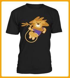 tshirt Jumping Lion - Affen shirts (*Partner-Link)
