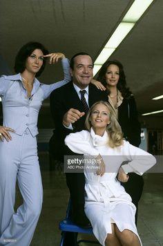 Angels on Ice' Season Two 8/3/77 Kate Jackson David Doyle Jaclyn Smith Cheryl Ladd