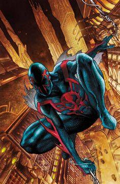 Spider-Man 2099 •Simone Bianchi