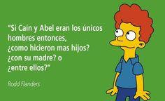 Simpson Tv, Lisa Simpson, Cain Y Abel, H Comic, Simpsons Cartoon, Carl Sagan, Family Memories, Atheist, Religion