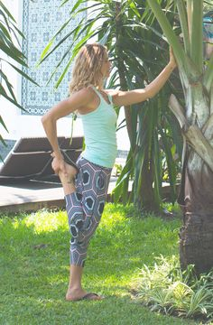 And stretch. Feel calm and collected in the softest new yoga pants.