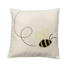 Bee Creature Cushion