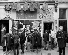 I Was Lord Kitchener's Valet, Portobello Road, Notting Hill