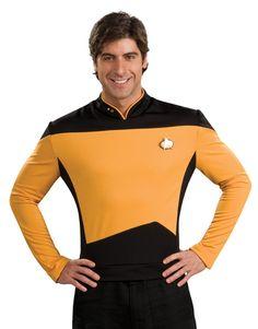 Star Trek long vest robe shoulder - Google Search