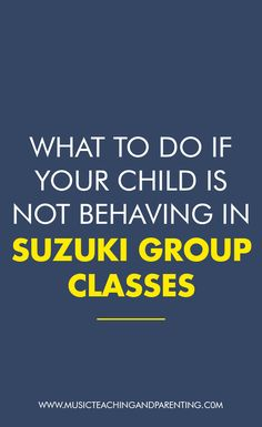 Children are all unique in their development. They have different strengths and needs. In the journey of musical development your child will develop some skills with ease, and will have difficulties with others. It is all a part of the process. Your child may be having a hard day, they may misbehave in class, some …