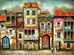 David Martiashvili art