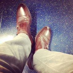 #shiny #double #monks #dark #brown #classy #preppy #chic  #handcraft