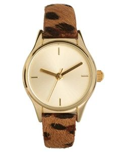 Enlarge River Island Leopard Helen Watch