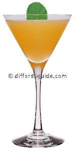 Honeysuckle Daiquiri Cocktail Recipe - How To Make Cocktail Recipes - diffordsguide
