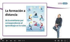 """Hola: Compartimos un interesante video sobre """"Educación a Distancia – De la Enseñanza por Correspondencia al Aprendizaje en la Nube"""" Un gran saludo.  Visto en: youtube.com A…"""