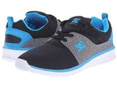No-tie shoes for boys   DC Kids Heathrow SE