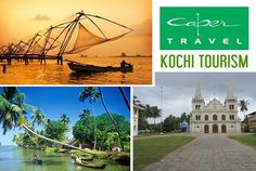Visit a city encompassing monumental heritage with Kochi Tourism.