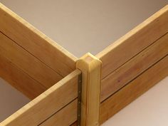 This raised garden bed kit is the easy way to grow your own fruit and vegetables. Made from thick timber boards & corner posts it will last many years of gardening Raised Bed Kits, Raised Garden Beds, Raised Beds, Timber Boards, Allotment, How To Level Ground, Garden Planters, Organic Gardening, Raising