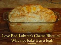 Cheese Biscuit Bread Recipe