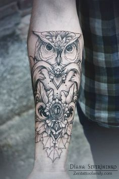 55  Awesome Forearm Tattoos | Cuded