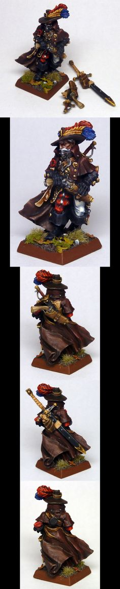 Empire Witch Hunter - WFB