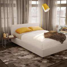 amisco muro bed 12509 furniture bedroom urban collection contemporary amisco bridge bed 12371 furniture bedroom urban