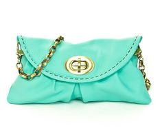 Turquoise Purse.     Wow!!!! Love the color