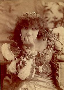 Sarony Napoleon - Sarah Bernhardt 1900 - Sarah Bernhardt - Wikipedia, the free encyclopedia