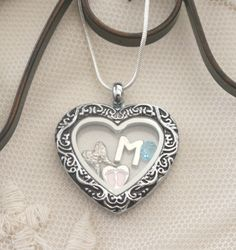 Baby Memorial Necklace, Baby Memorial Heart Locket, Letter Birthstone, Personalized Angel Wing Necklace, Baby Feet Necklace, Memorial Gifts
